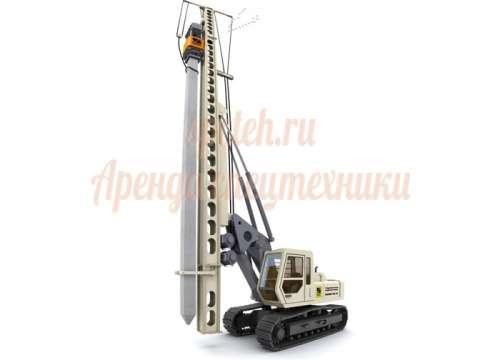 Сваебой РОПАТ СК-25 с гидравлическими молотами МГ5Ш и МГ5К